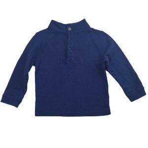 4/$25 J Khaki Button Up Pullover Long Sleeve Boys